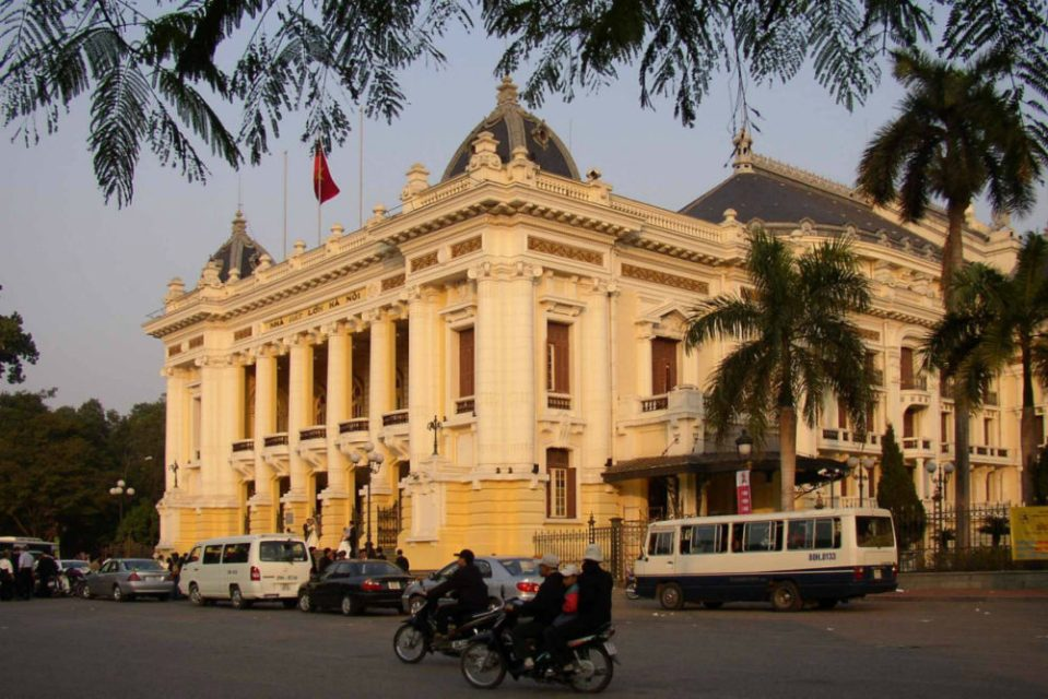 Hanoi Honeymoon - French Quarter - Must See Places