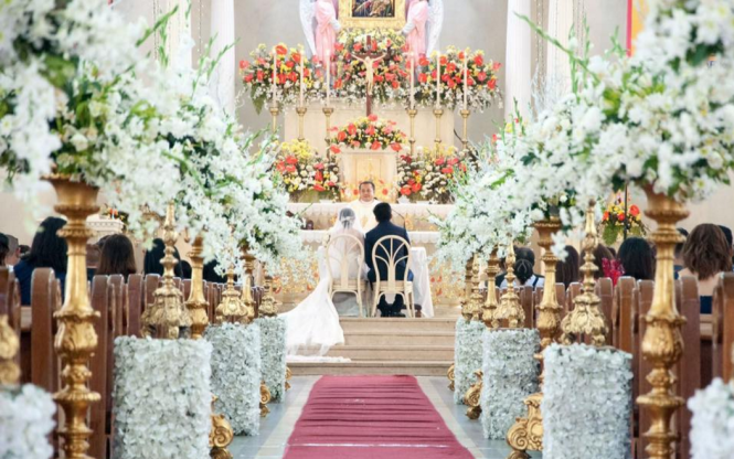 wedding decorations - Heavenly Weddings Cebu - Facebook