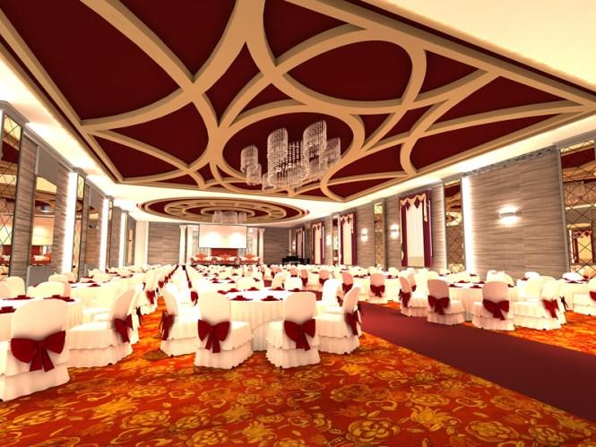 Wedding Venues Indonesia - Angke Restaurant - Angke