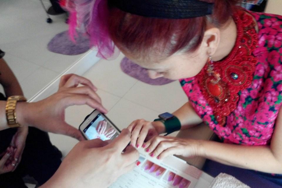 nail salons philippines - KIYOSA - Tessa Prieto-Valdes