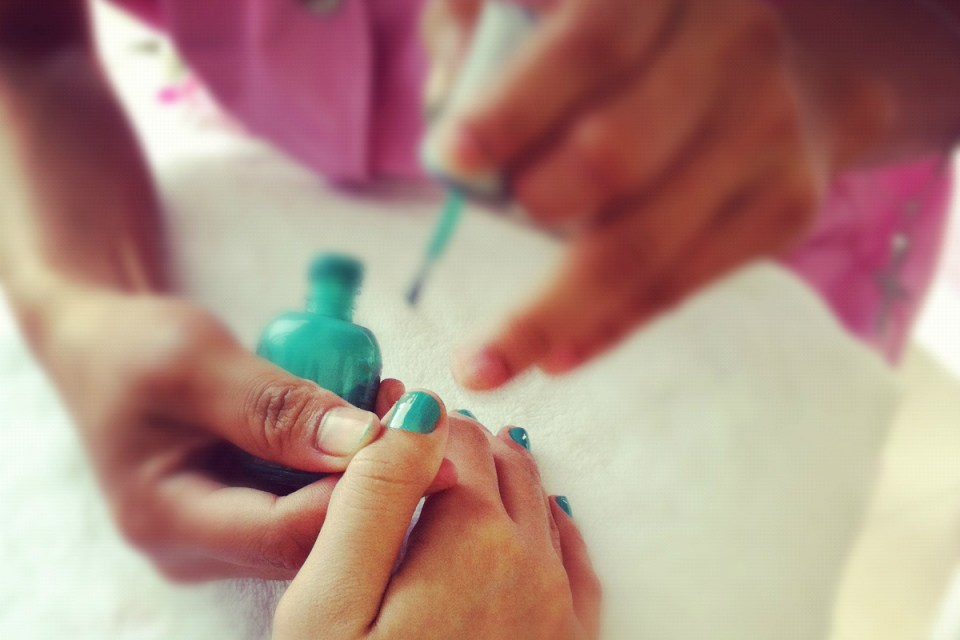 nail salons philippines - California Nails & Day Spa -  Riana Galvez