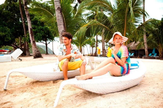 Philippines honeymoon destination - Huma Island Resort _ Spa - Huma Island