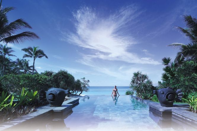 Philippines honeymoon destination - Shangri-La's Boracay Resort and Spa 2- Queensland Brides