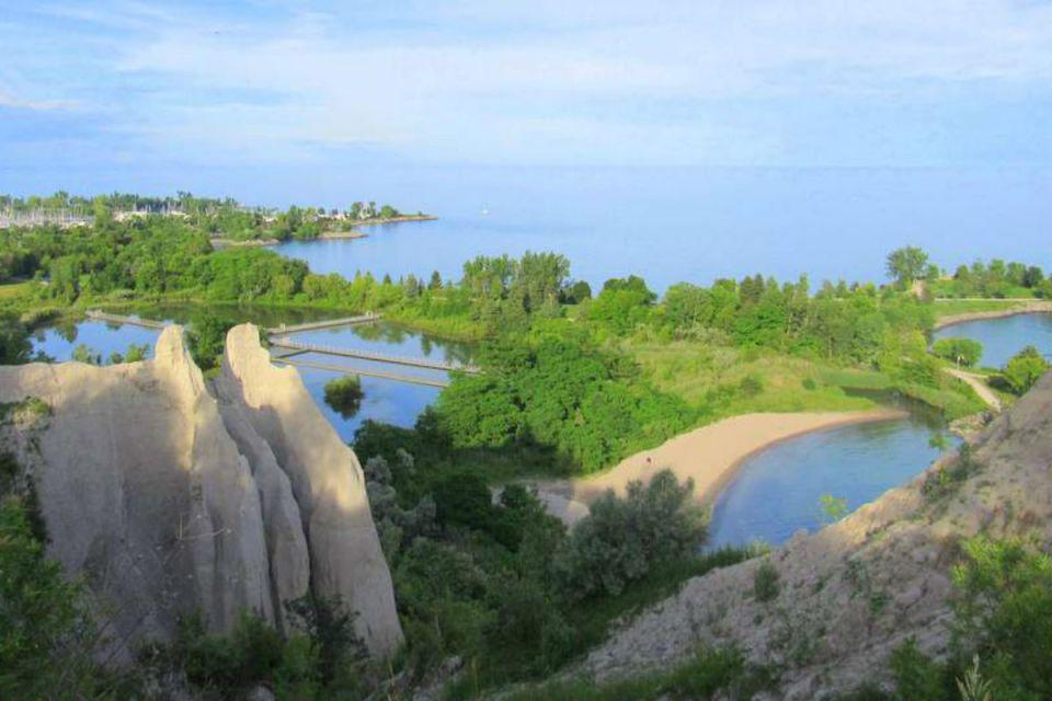 TorontoHoneymoon-Scarborough Bluffs-To Do Canada