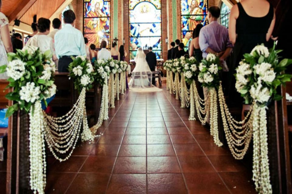 wedding florists Philippines - Serge Igonia