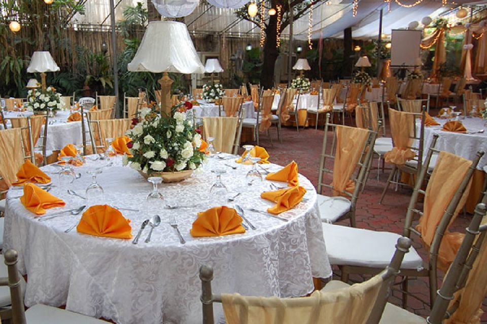 rent wedding chairs - Robert Camba