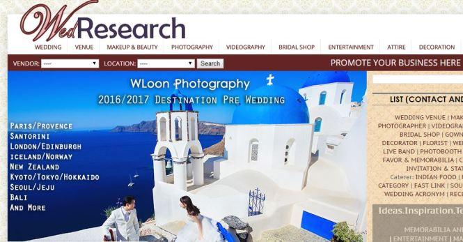 WeddingMalaysiaWeddingWebsites - wedresearch