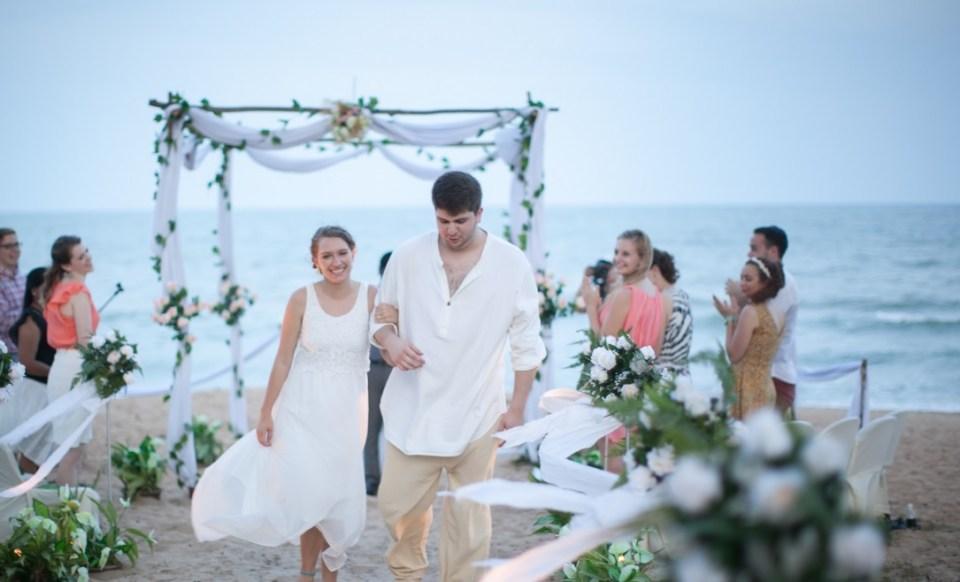 beach wedding venues malaysia - Impiana Resort Cherating - MomentsPix 2
