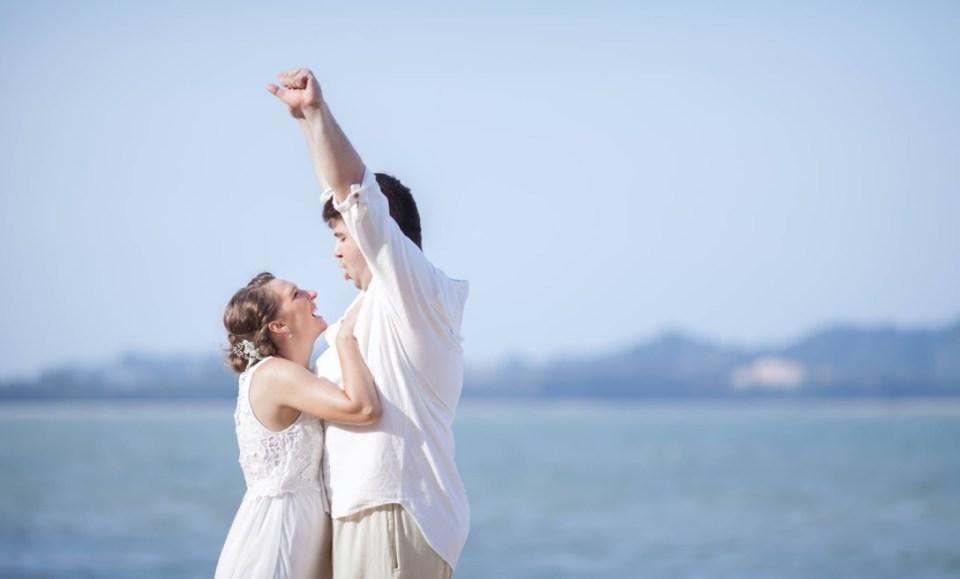 beach wedding venues malaysia - Impiana Resort Cherating - MomentsPix