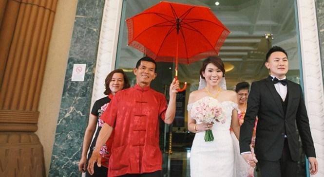 wedding venues malaysia - Putrajaya Marriott Hotel - Fabulous Moments