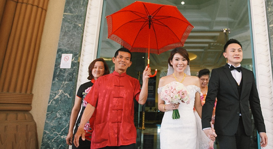 wedding venues malaysia - Putrajaya Marriott Hotel - Fabulous Moments