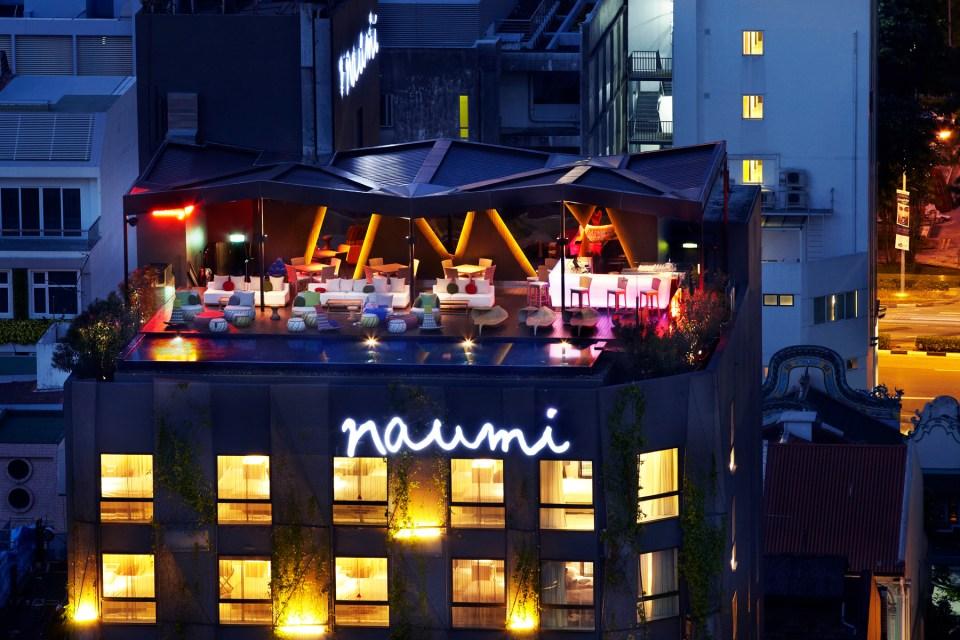 Naumi Hotel Wedding Solemnisations Night