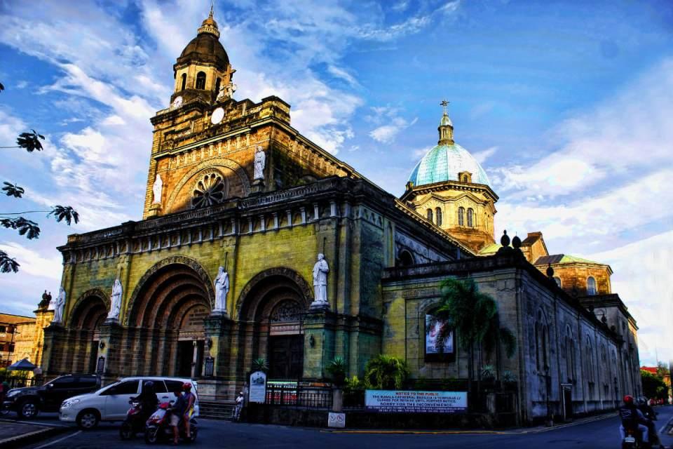 Churches - ManilaCathedral - Flickr