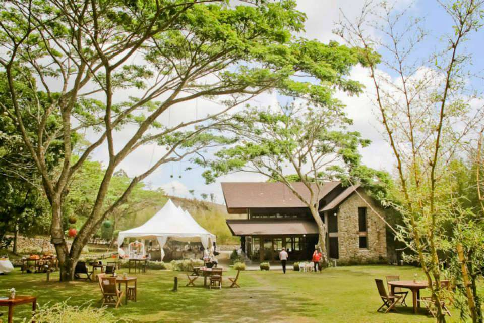 Unique Wedding Venues - Angelfields Nature Sanctuary - Tagaytay Wedding Cafe