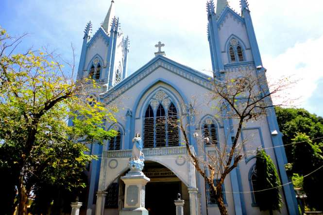 PHChurches - ImmaculateConceptionPalawan - BackpackLocals