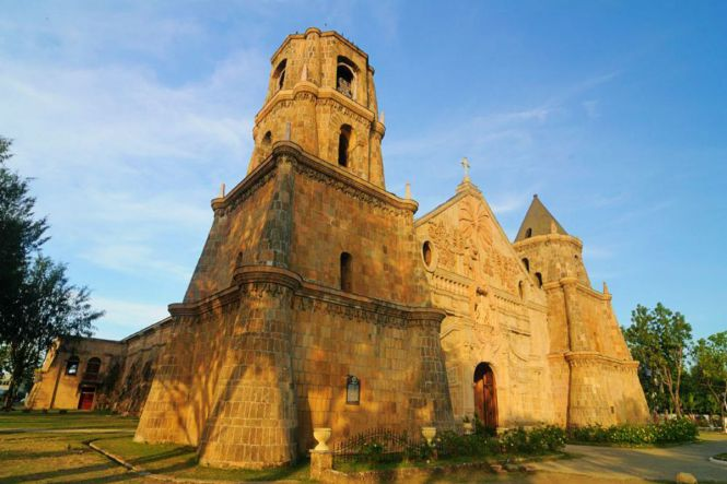 Beautiful Chapels & Churches - Miagao - Raine