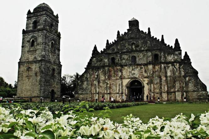 Beautiful Chapels & Churches - Paoay - Vigatt