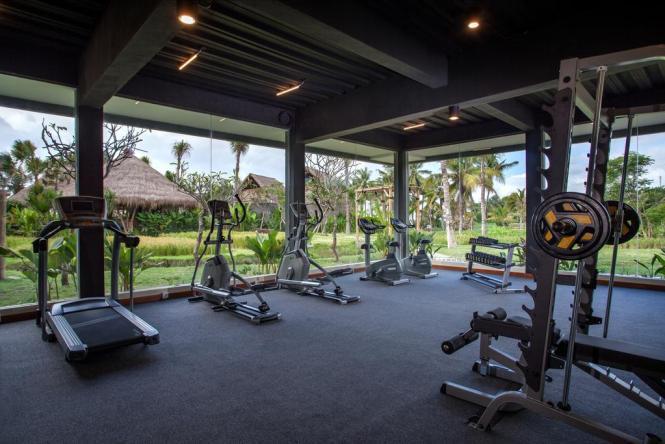 Wyndham Tamansari Jivva Bali Resort_Gym