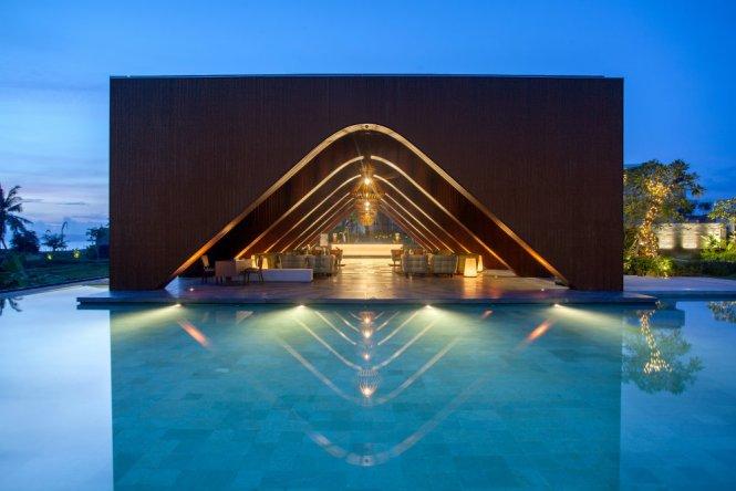 Wyndham Tamansari Jivva Bali Resort_Lobby
