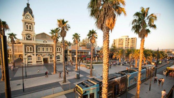 Australia Honeymoon Adelaide