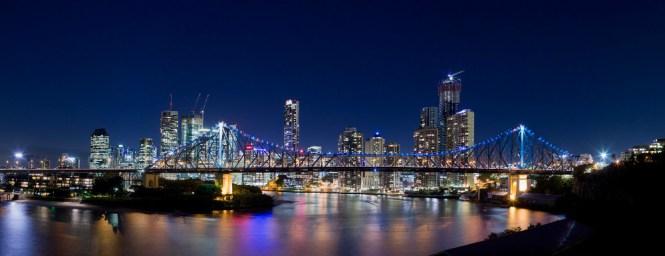 Australia Honeymoon Brisbane Story Bridge