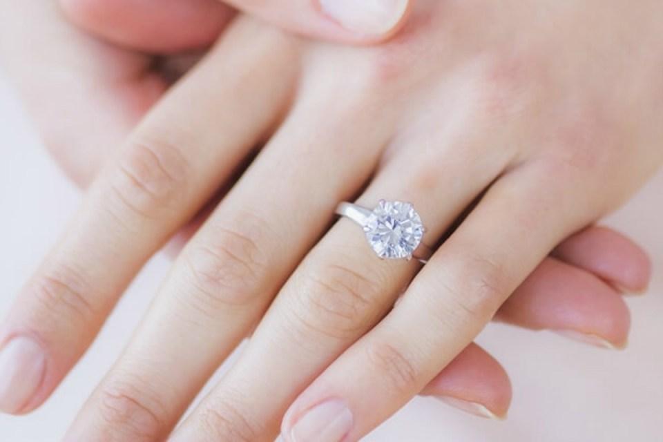 Photo via Engagement Rings