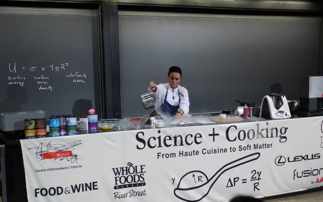 Thermomix Goes to Harvard