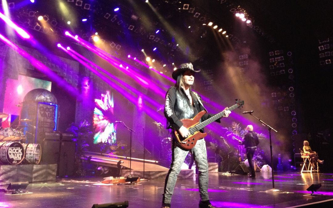 Raiding the Rock Vault – Best Rock Music Show in Las Vegas