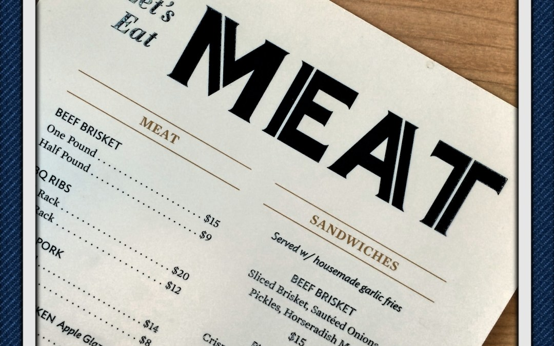 Meet Me at Meat – Restaurant Review