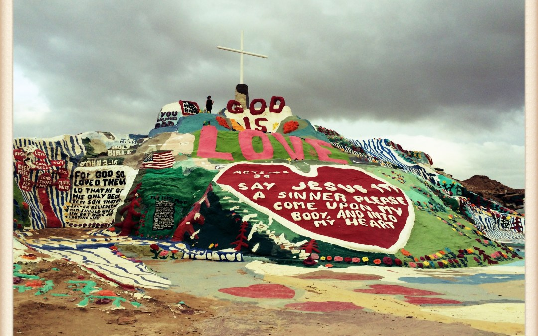 East Jesus, Slab City, Bombay Beach and More – Roadtripping Beyond Palm Springs, CA