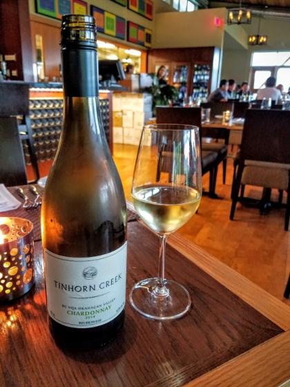 Tinhorn's Chardonnay