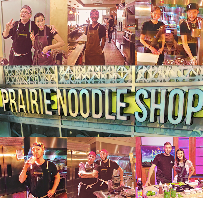 Prairie Noodle Shop: Good food is always about the people