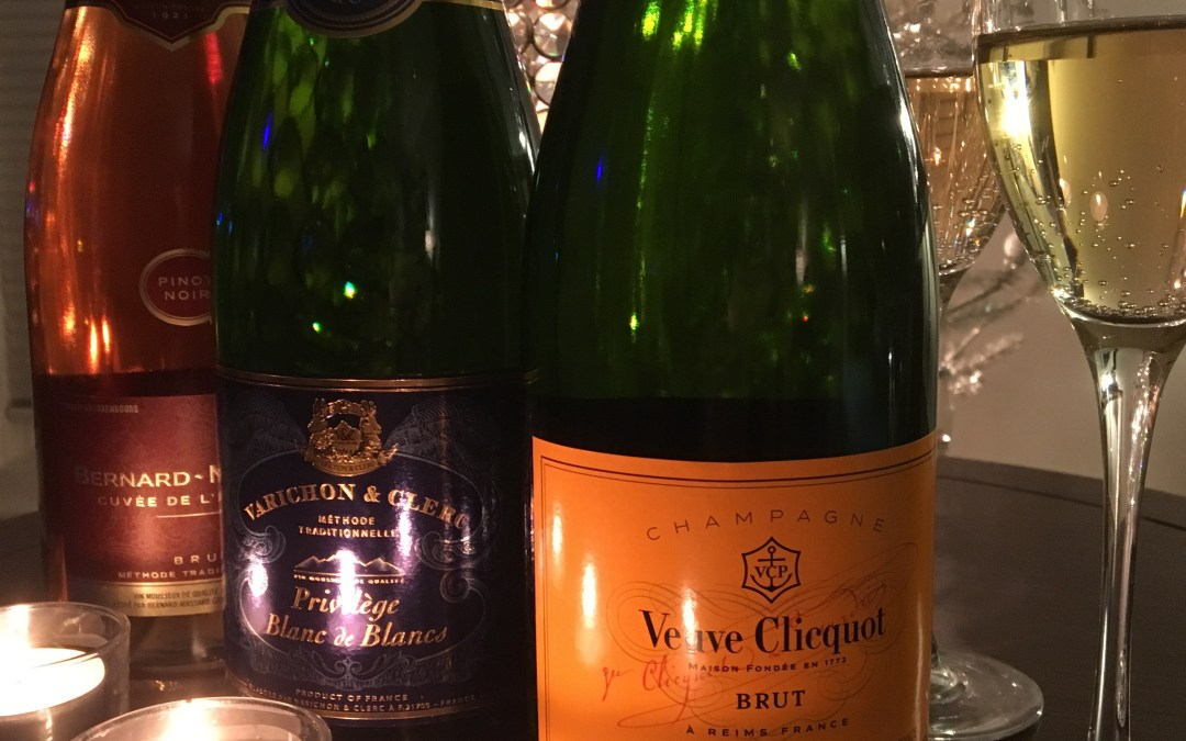 New Year's Eve Guide to Bubbly