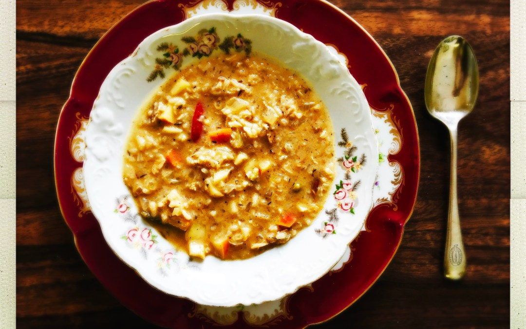 Mulligatawny Soup: Curry in a Hurry