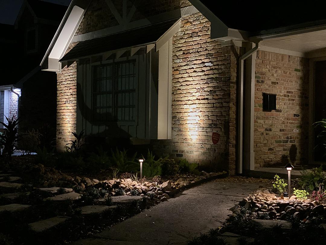 texas best landscape lighting tx best