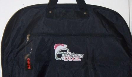 Christmas in Dixie Garment Bag