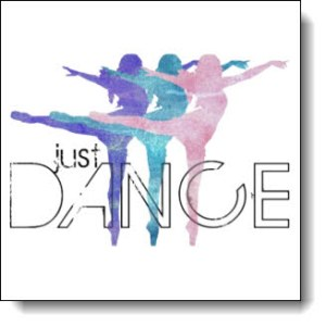 """Check out all the products with the """"Just Dance"""" design."""
