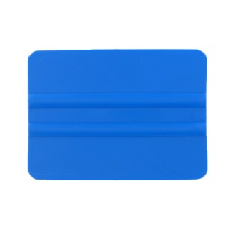 Blue Poly Squeegee