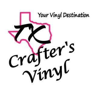 Texas Crafters Vinyl Logo