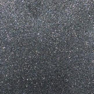 Styletech Glitter Vinyl - Black