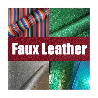 Faux Leather Sheets