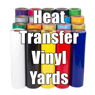 Heat Transfer Vinyl Yards