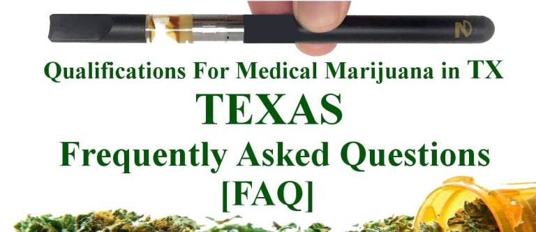FAQ Texas Marijuana