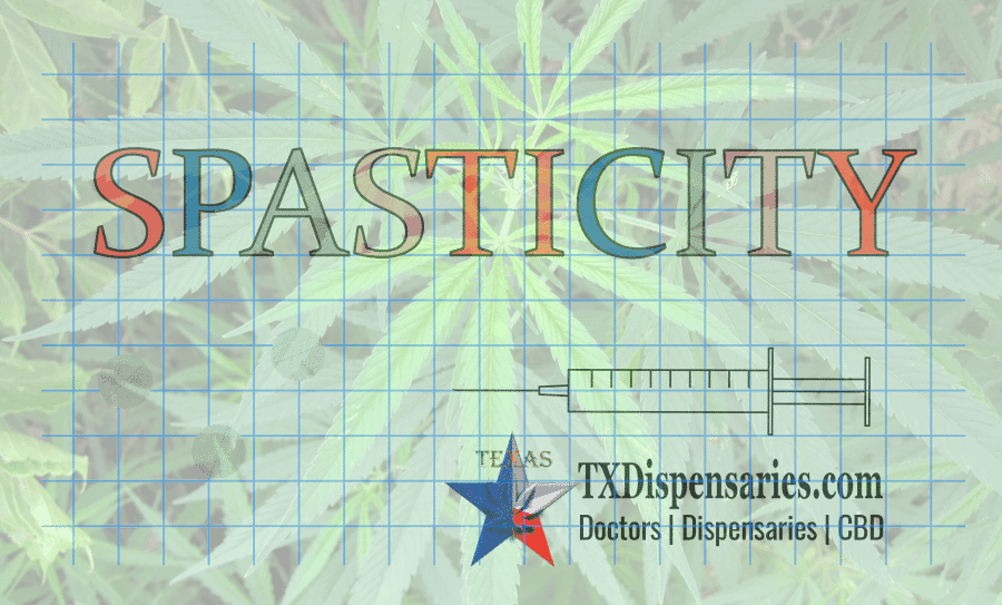 Treating Spasticity With Medical Cannabis