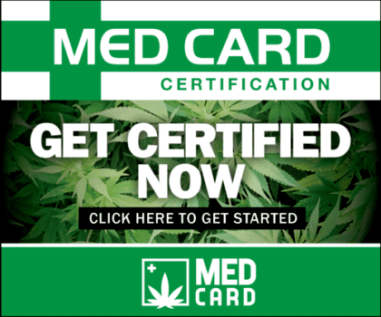MedCard Certification Now