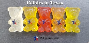 Edibles in Texas