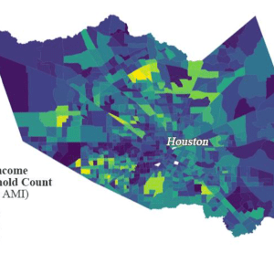 Pathways for DERs to Reduce Energy Burdens in Low-Income Households – Harris County Full Report