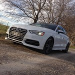 Our Week With The Hot White Audi S3 Sedan Txgarage