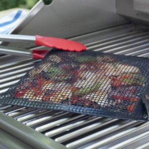 Non-Stick Mesh Grill Bag – Medium