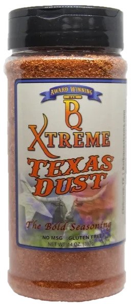 texas dust